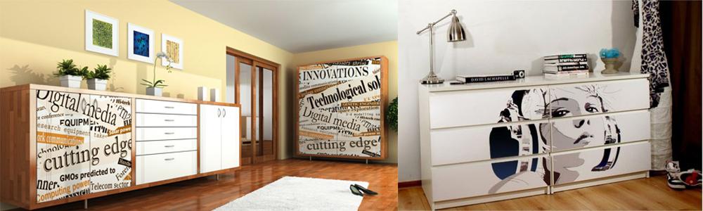 Фотопечать на ДСП ( УФ печать) - Мебель в Находке | 300x1000