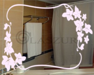 Зеркало с LED подсветкой Glaszur № 10