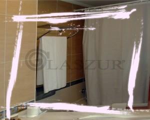 Зеркало с LED подсветкой Glaszur № 16