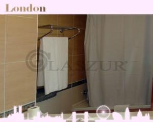 Зеркало с LED подсветкой Glaszur № 2
