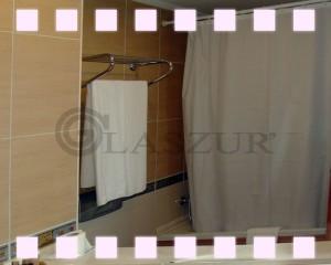 Зеркало с LED подсветкой Glaszur № 23