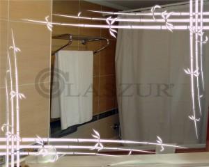 Зеркало с LED подсветкой Glaszur № 27