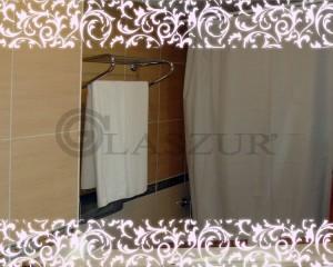 Зеркало с LED подсветкой Glaszur № 29