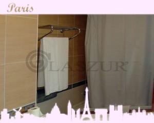 Зеркало с LED подсветкой Glaszur № 3