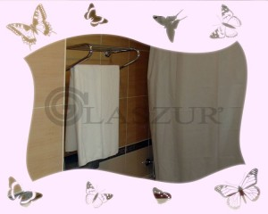 Зеркало с LED подсветкой Glaszur № 7